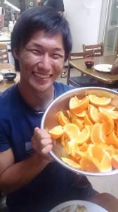 木下拓也(1) CTB 三好高校出身 オレンジは嫌いです